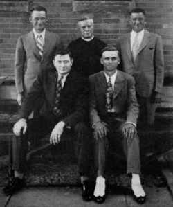 Manly Catholic gentlemen.
