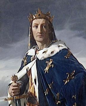 Gentleman Saint: St. Louis IX, King of France