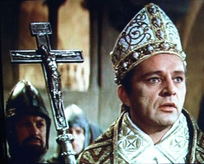 Manly Movie Moment: Becket Excommunicates Lord Gilbert