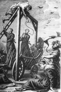 Execution of St. Edmund Campion