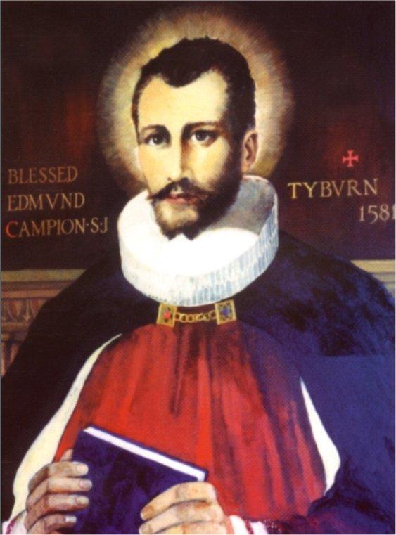 Gentleman Saint St Edmund Campion The Catholic Gentleman