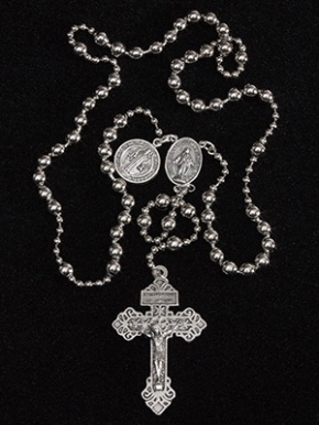 Combat Rosary Giveaway!