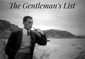 Introducing The Gentleman's List