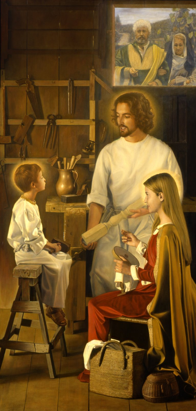 Getting to know st joseph the catholic gentleman - Child jesus images download ...
